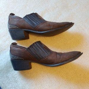 Sam edelman rare Halton western booties 9